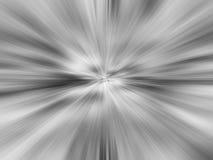 Linhas radiais efeitos da velocidade da banda desenhada do gráfico Imagens de Stock Royalty Free
