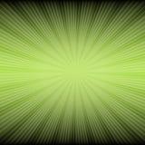 Linhas radiais efeitos da velocidade do gráfico para o uso em cômico Fotografia de Stock