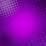 Linhas radiais efeitos da velocidade do gráfico para o uso em cômico Imagens de Stock