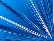 Linhas radiais Textured que espalham o efeito da explosão Starburst, sol ilustração royalty free