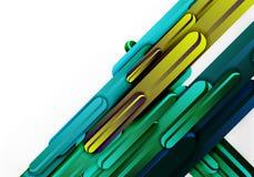 Linhas retas fundo Imagem de Stock