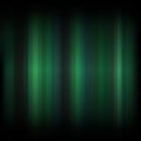 Linhas verdes Imagem de Stock