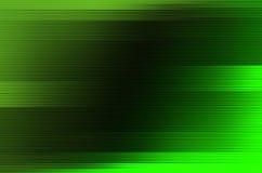 Linhas Verdes abstratas fundo Fotos de Stock Royalty Free