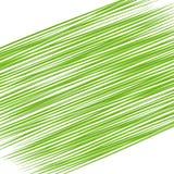 Linhas verdes gráficas da diagonal brilhante abstrata do fundo em uma dinâmica de teste padrão futurista do papel de parede do fu ilustração do vetor