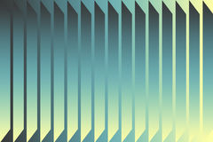 Linhas verticais do inclinação Fotografia de Stock