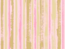 Linhas verticais teste padrão do guache de Sloopy do vetor ilustração do vetor