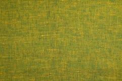 Linho verde Imagem de Stock