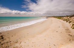 linię brzegową southend Fotografia Stock