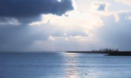 linia brzegowa holender Zdjęcie Royalty Free