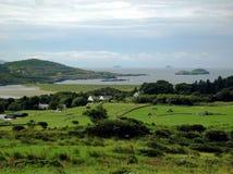 linia brzegowa Ireland obrazy royalty free