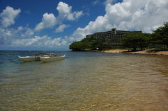 linia brzegowa Kauai Zdjęcie Royalty Free