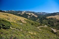 linia brzegowa krajobraz Fotografia Stock