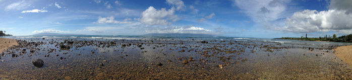 linia brzegowa Maui fotografia royalty free