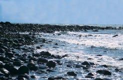 linia brzegowa rocky Zdjęcie Royalty Free
