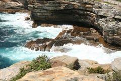 Linia brzegowa Sydney Australia Obrazy Stock