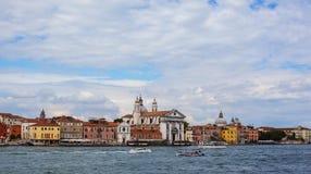 Linia brzegowa Venice Obrazy Royalty Free