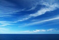 linia horyzontu Zdjęcia Stock
