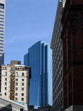 linia horyzontu boston Zdjęcia Royalty Free