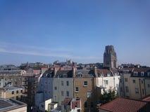 Linia horyzontu centrum miasta zdjęcie stock