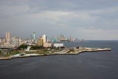 Linia horyzontu Havana Obrazy Royalty Free