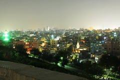 Linia horyzontu stary Cairo Obrazy Stock