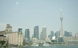 linia horyzontu Toronto Obraz Stock