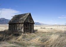 linia horyzontu Utah Fotografia Royalty Free