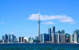 linia horyzontu w Toronto zdjęcia stock