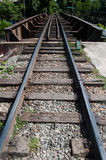 Linia kolejowa Obrazy Stock