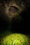 Linia kolejowa stary tunel Obraz Royalty Free