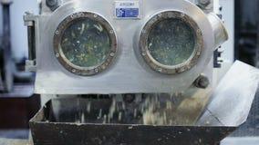 Linia montażowa z mydłem zbiory