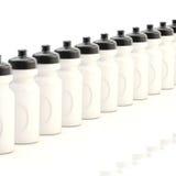 Linia pije butelki klingeryt Zdjęcie Stock