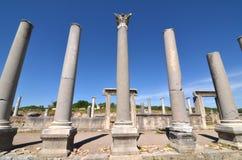 Starożytny Grek ruiny Obrazy Stock