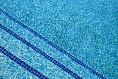 linie basen Zdjęcie Royalty Free