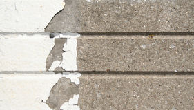 linie betonu, Zdjęcie Stock