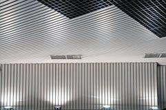 Lichter und moderne Architektur Lizenzfreie Stockfotografie