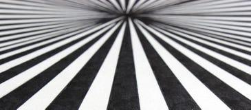 Linie des Fokus stockbilder