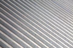 Linie des Stahls Stockfoto
