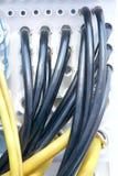 Linie energetyczne Zdjęcia Stock
