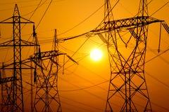 Linie energetyczne obrazy royalty free