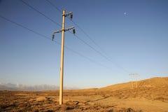 Linie energetyczne Obraz Royalty Free
