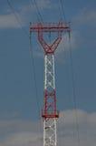Linie energetyczne Zdjęcie Stock