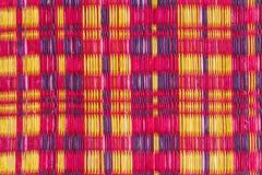Linie Farbe alt vom Papyrusmattengebrauch für Hintergrund lizenzfreie stockbilder
