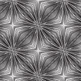 Linie geometrisches Vektormuster stock abbildung