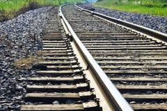 linie kolejowe Obrazy Stock