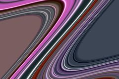 linie Kolorowych kreatywnie szarość menchii srebrzyste pomarańczowe ciemne linie, figlarnie tło Obraz Stock