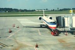 linie lotnicze amerykańskie Obraz Stock