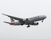 linie lotnicze amerykańskie Obrazy Royalty Free