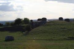 Linie maginot Bunker Stockfotografie