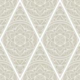 Linie nahtloses Muster der Kunst vektor abbildung